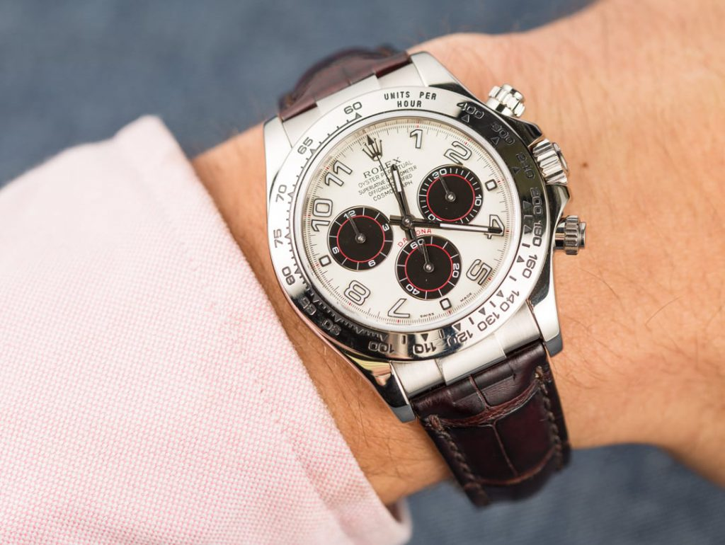 3 White Gold Rolex Sports Watches To Covet