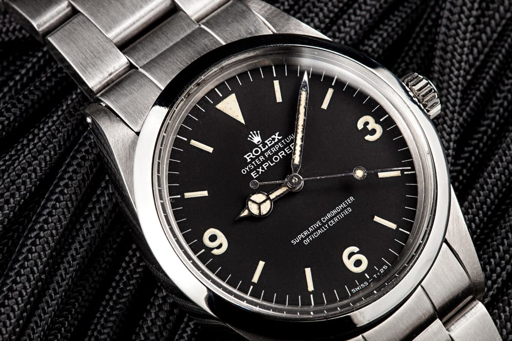 Rolex Explorer References