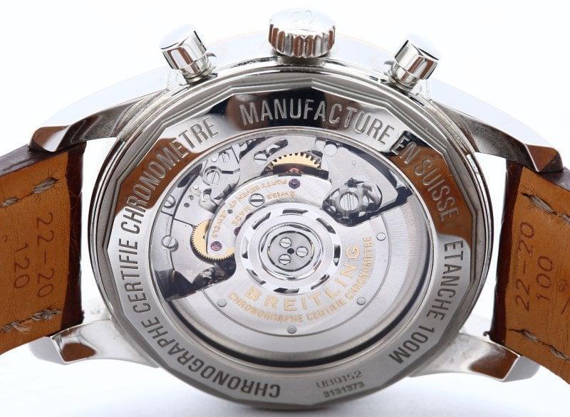 Breitling Transocean Chronograph ref. UB015212/G777