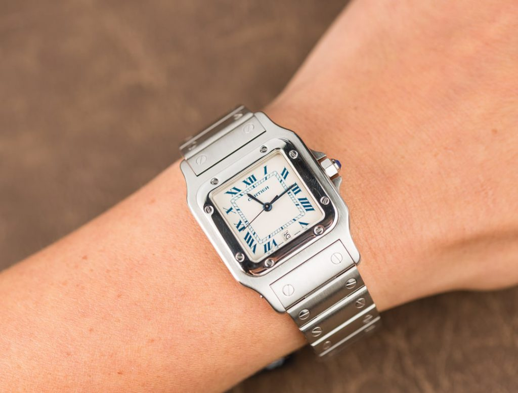The Cartier Santos is one of the most important watches in horology