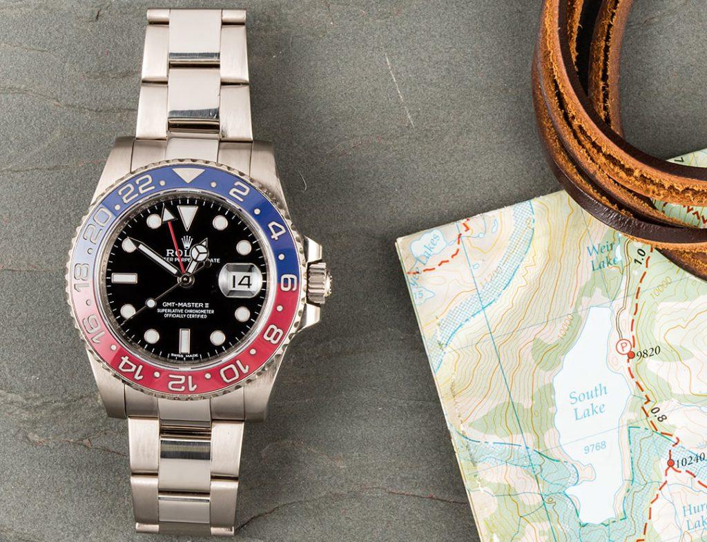 Rolex GMT-Masters II ref. 116719 BLRO