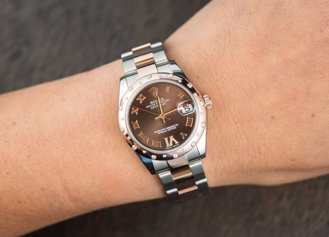 Rolex Lady-Datejust ref. 178341