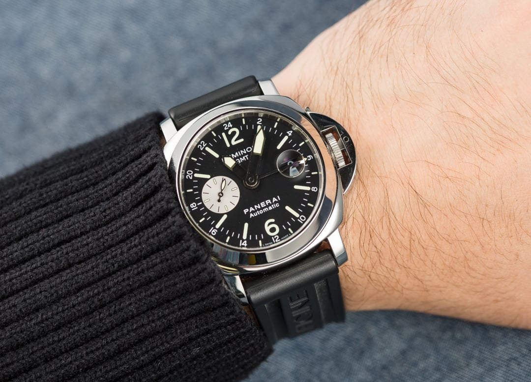 Panerai Luminor GMT Automatic Accacio 44m PAM00088