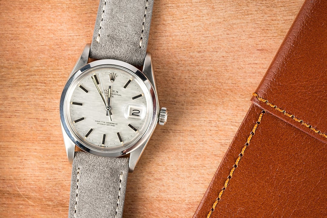 Your First Rolex can be a date, its a great first watch.