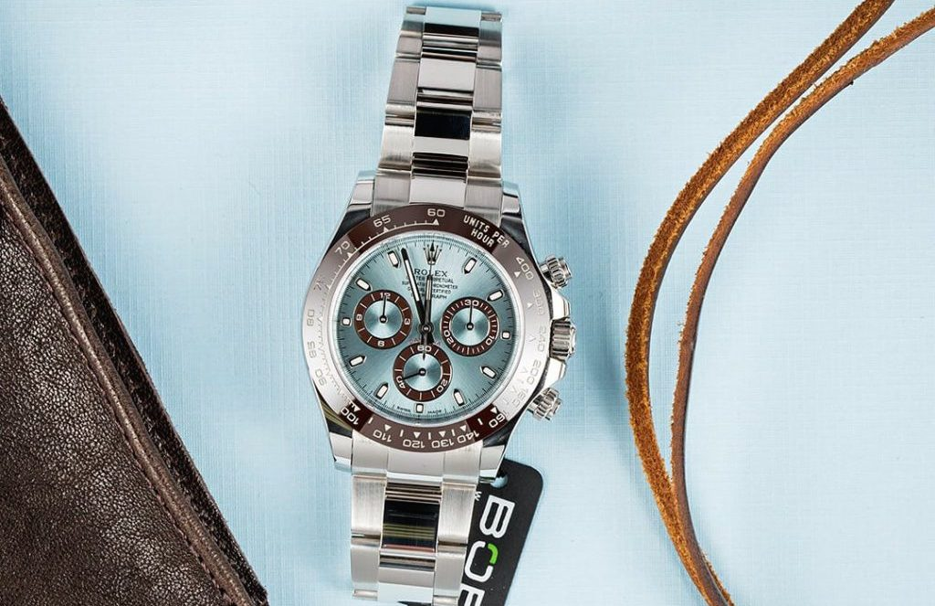 Rolex Daytona ref. 116506 a one of a kind.