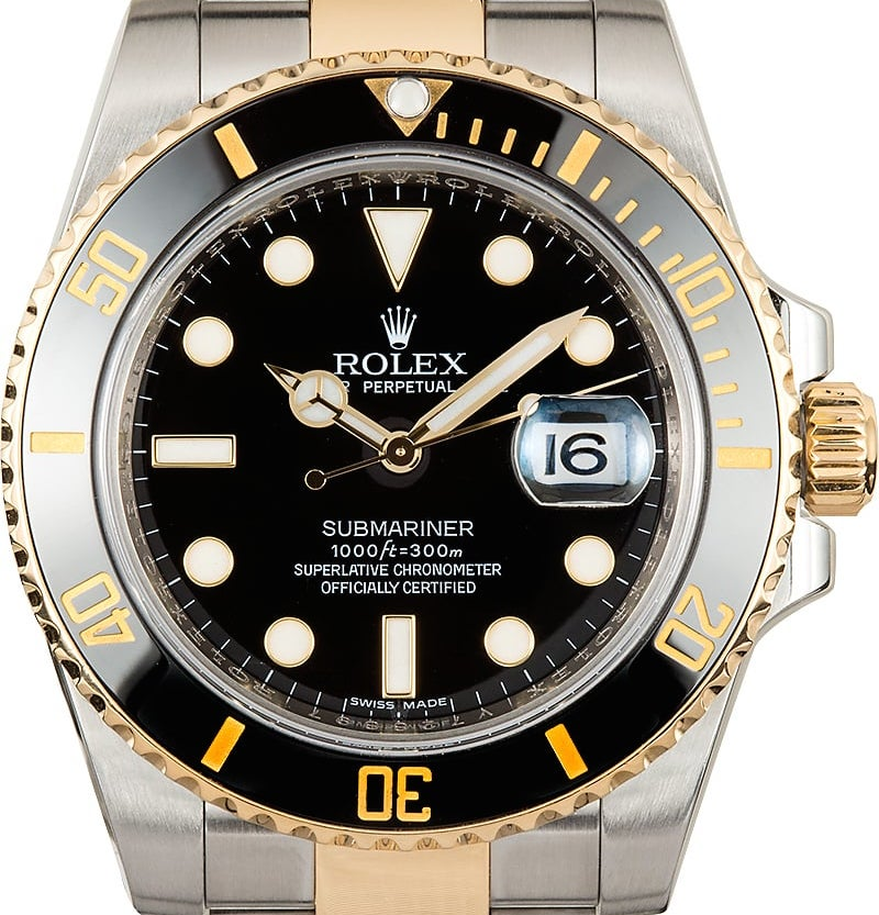 Rolex Submariner ref. 116613