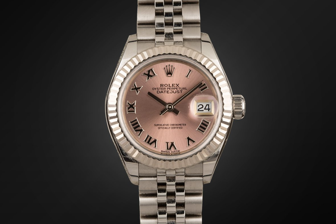 Rolex Lady-Datejust 28 279174 White Rolesor