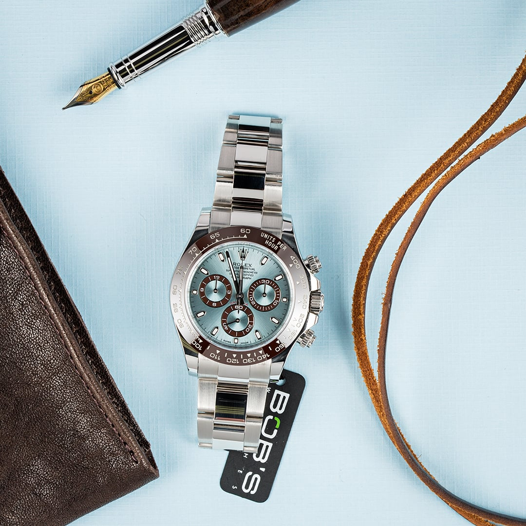 This Daytona 116506 is the result of 50 years of developing the Daytona.