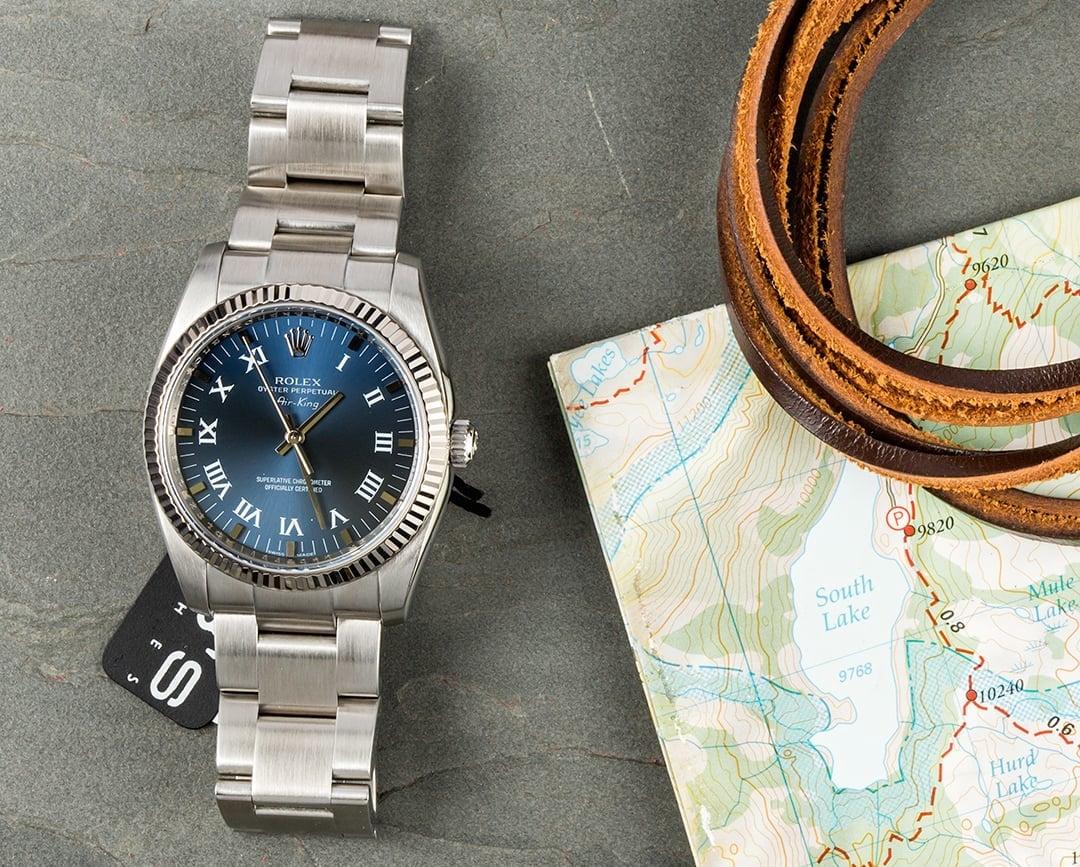 Rolex Air King 114234