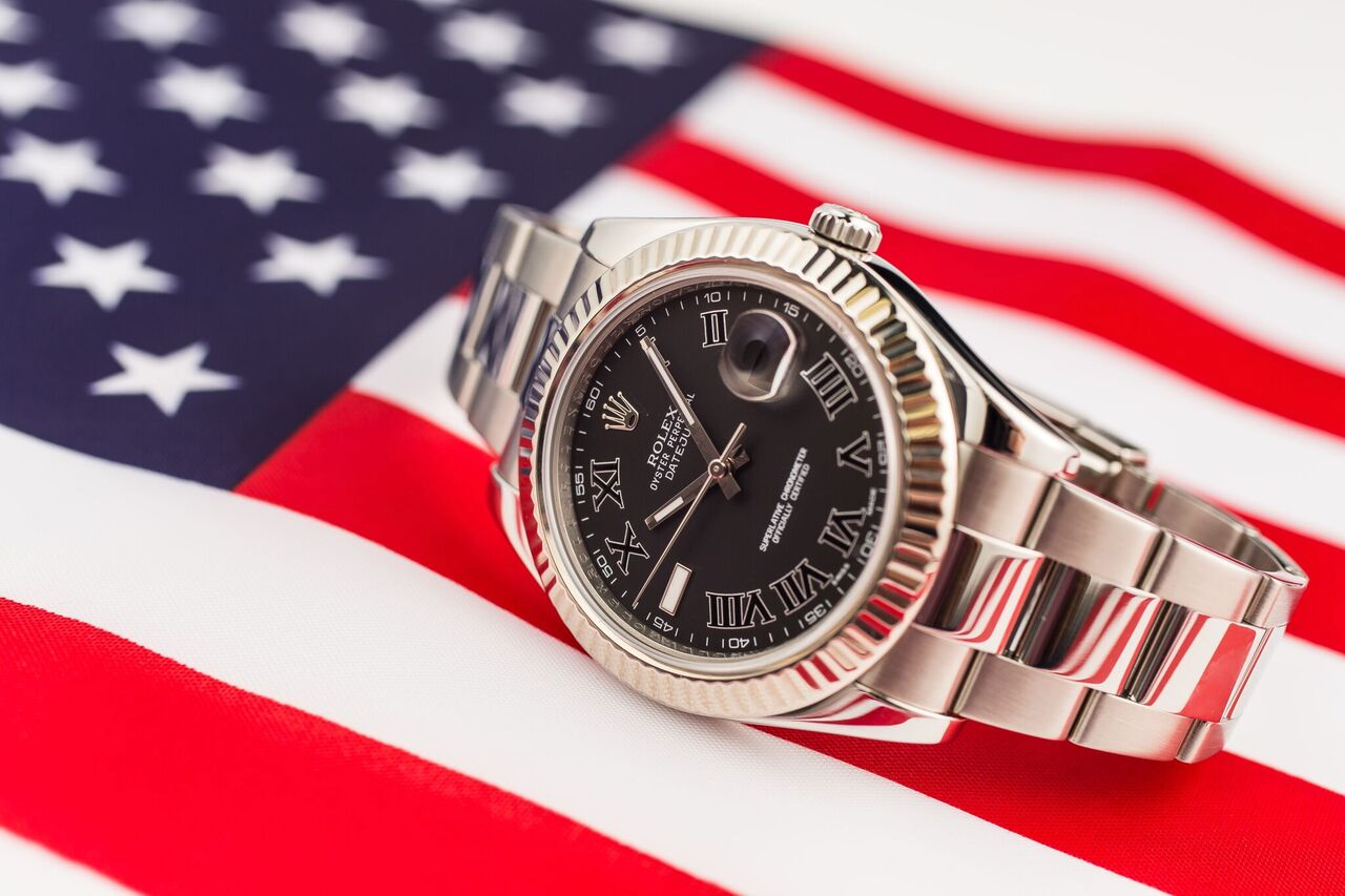 rolex datejust 11 usa