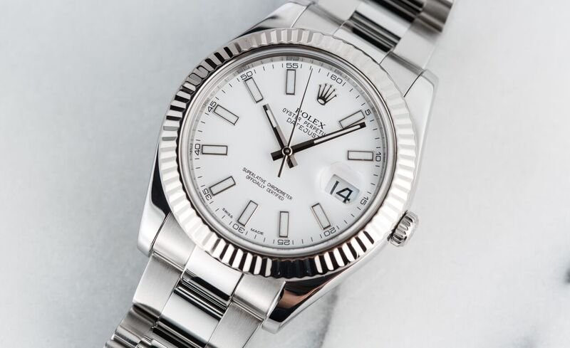 Two-Tone Rolex Datejust