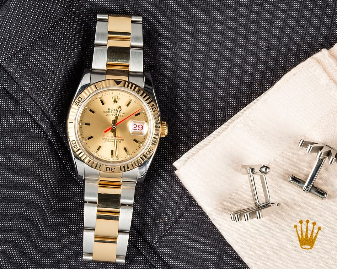 Rolex Turn-O-Graph Thunderbird ref. 116263