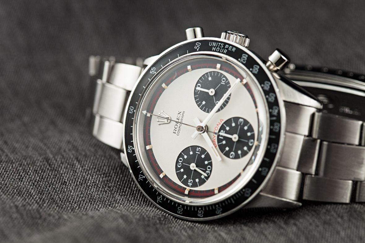 Vintage Rolex Daytona 6241 Paul Newman Panda Dial