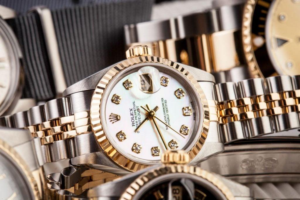 Two-Tone Rolex Datejust