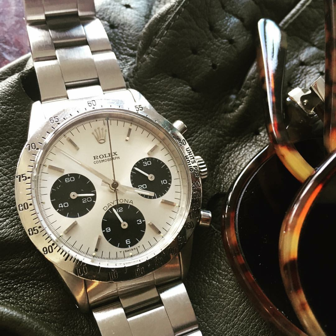 Vintage Rolex Daytona (IUmage Courtesy: Jared Paul Stern)