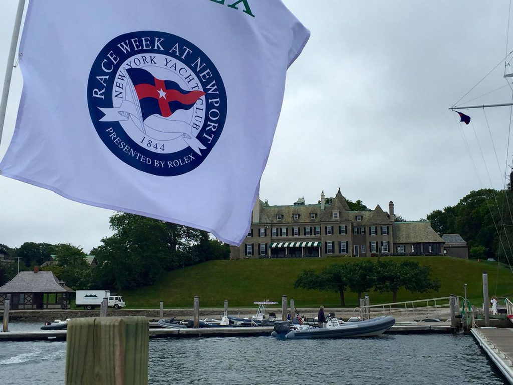 Race Week At Newport - Presented by Rolex