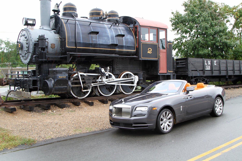 Rolls Royce Newport Rhode Island