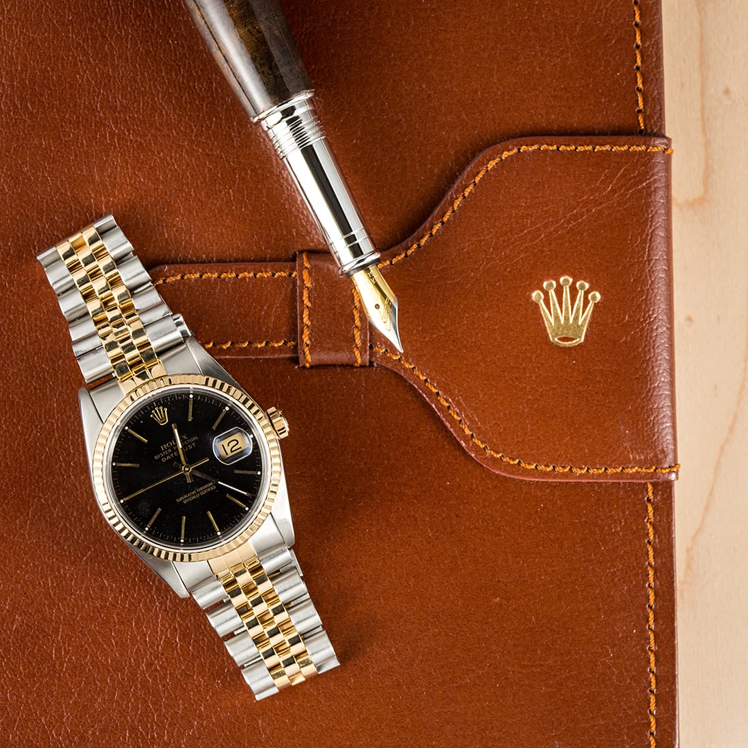 7578ae55e The Success Of The Two-Tone Rolex Datejust - Bob's Watches