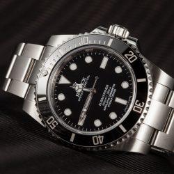 Rolex No Date Submariner