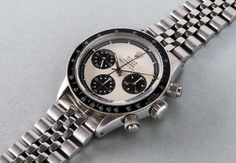 "Rolex ref. 6263 Daytona Paul Newman ""Tiffany"""