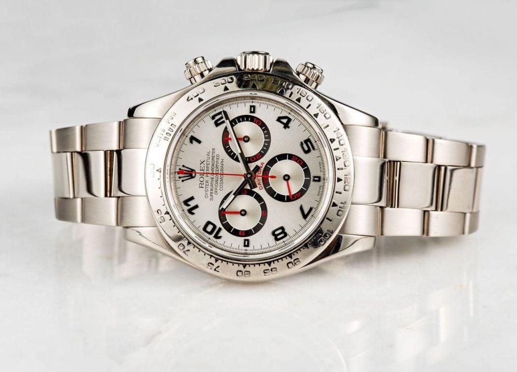 White gold Rolex Daytona ref. 116509
