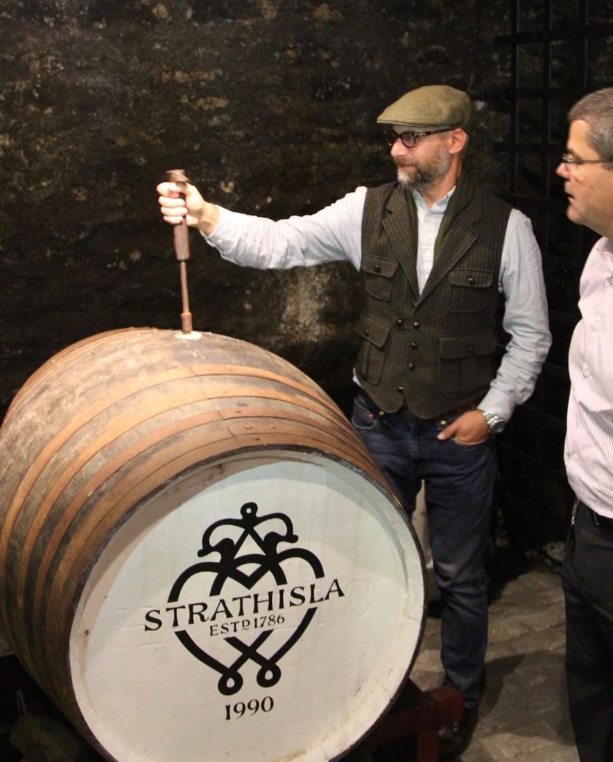 Scotland Rolex Adventure