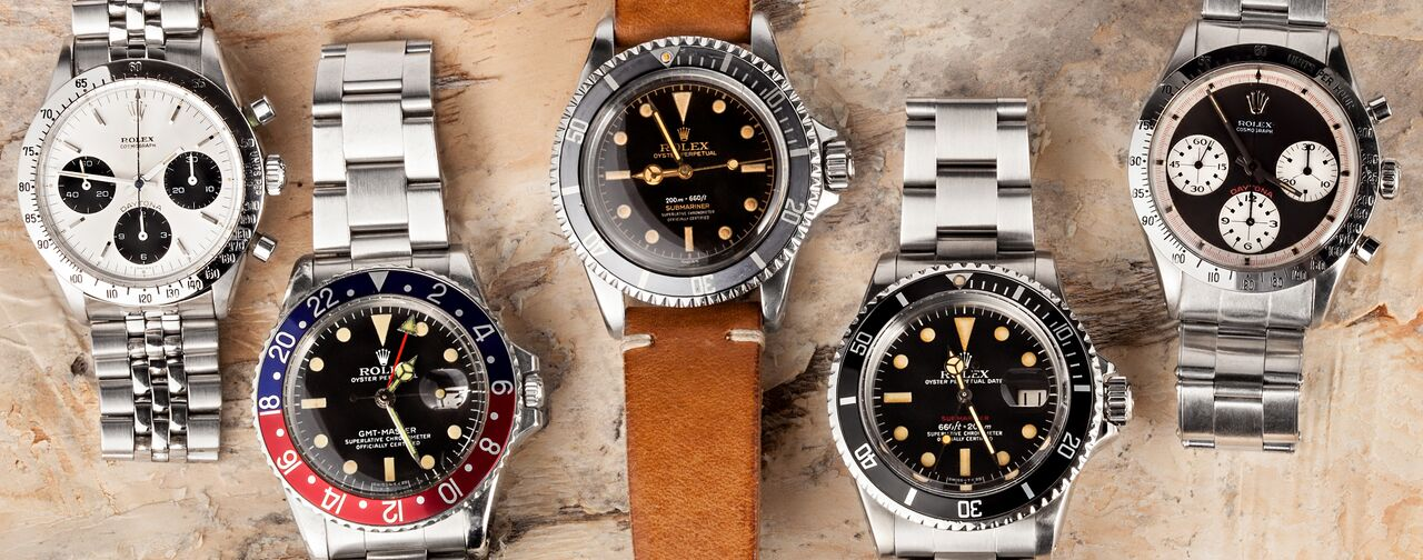 How to care for your Rolex watch
