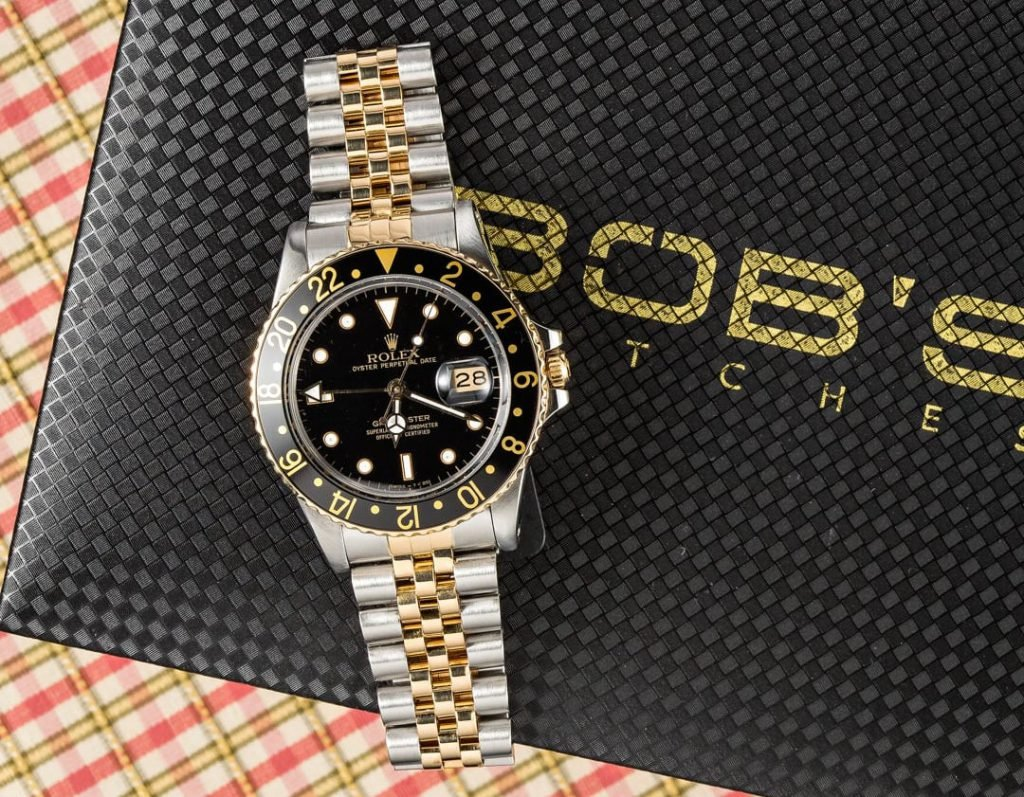 Rolex two-tone GMT-Master 16753