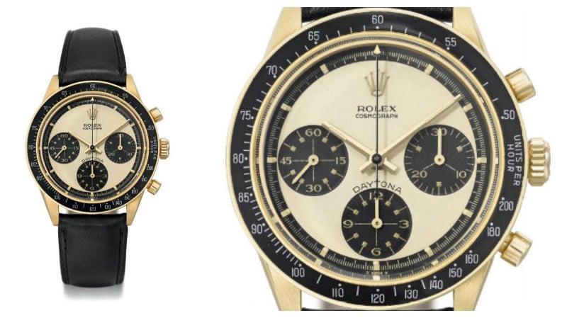 Rolex Daytona ref. 6241 Paul Newman