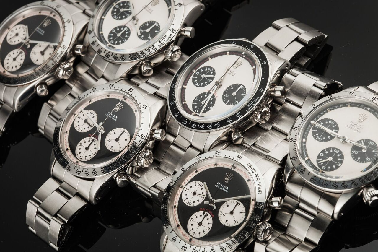 A reliable timepiece such as the Daytona is the watch needed for people who live on the track.