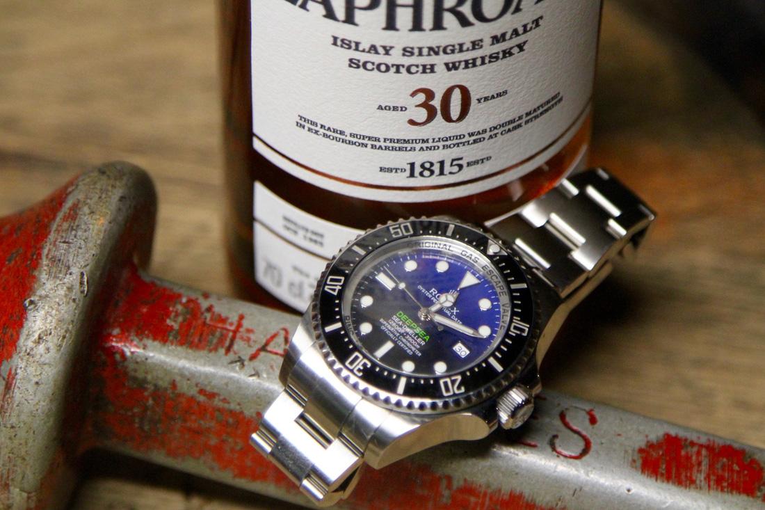 Deepsea Rolex