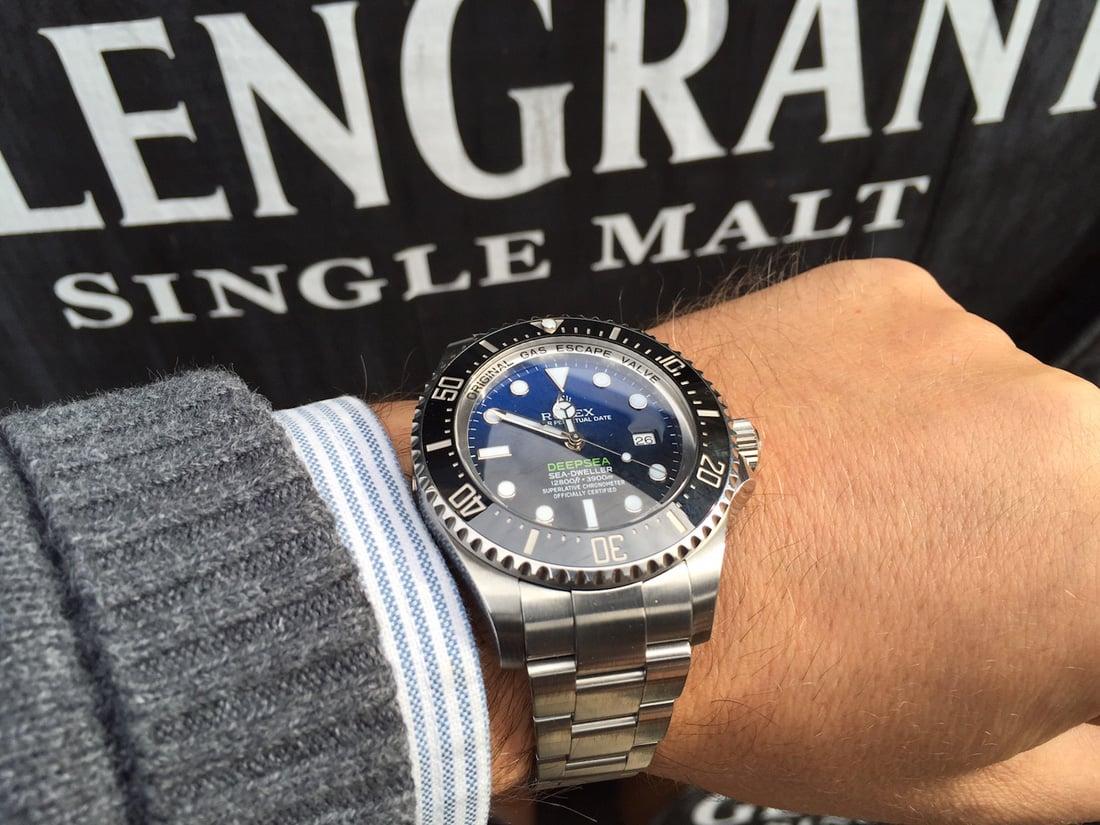 Rolex Seadweller Deepsea Bob's Watches