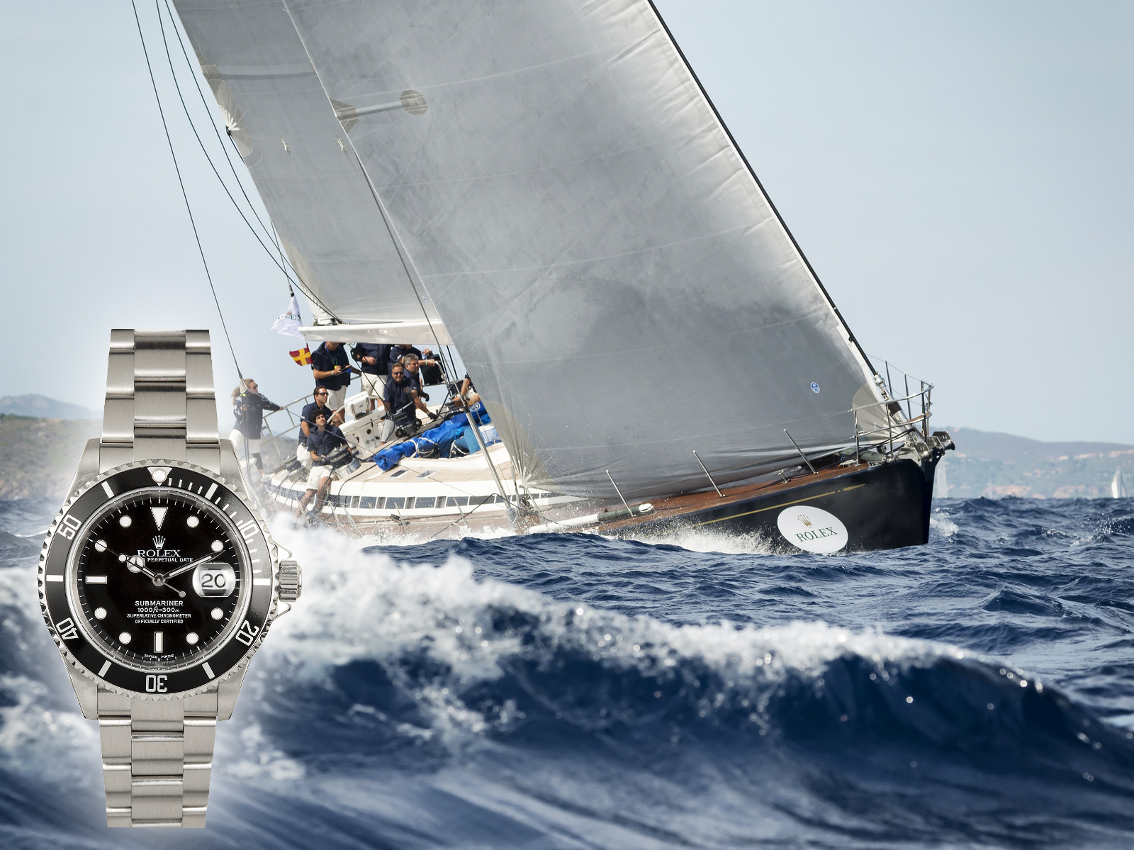 Rolex Sailboat Race