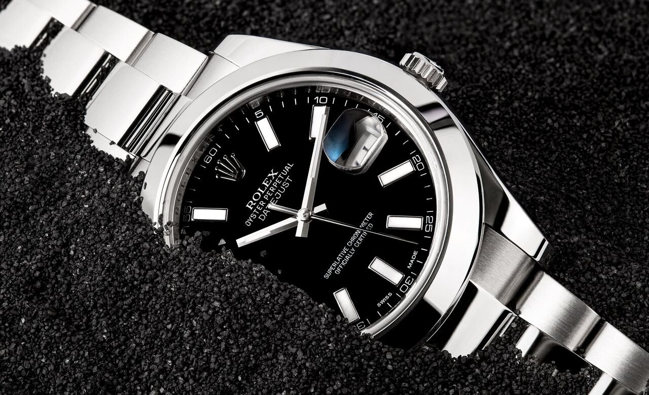 The Datejust II Watches are a great series.