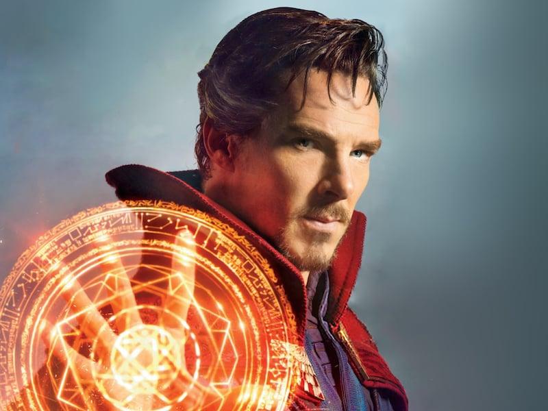Doctor Strange (Image: IMDB)
