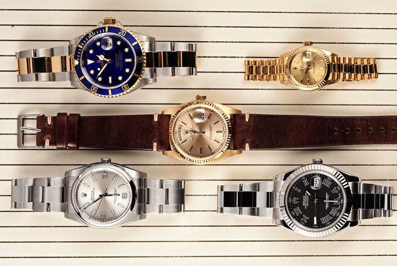 Pawning Your Rolex