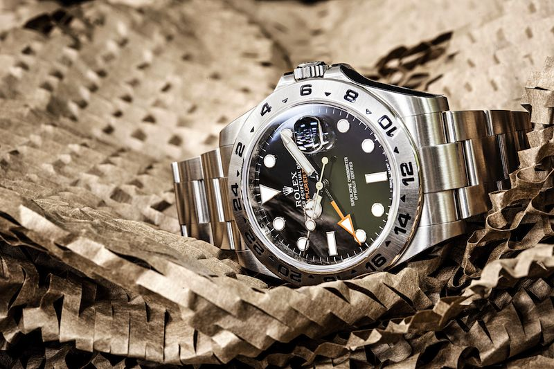Sneak Peak of the Newest Rolex Explorer II
