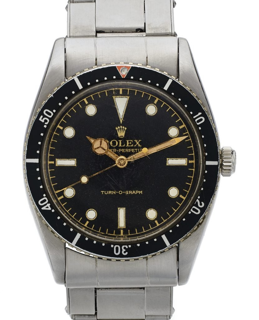 Vintage Rolex's Auctioned Off