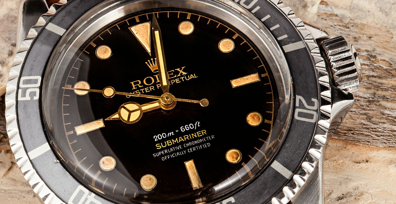 Pre-Owned Rolex Submariner