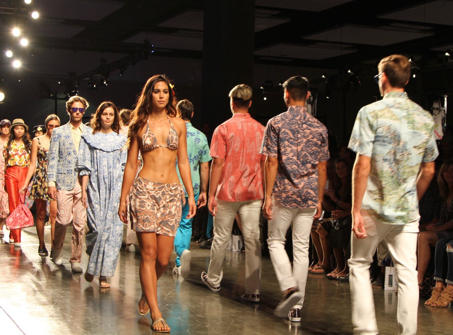 fashion week hawaii