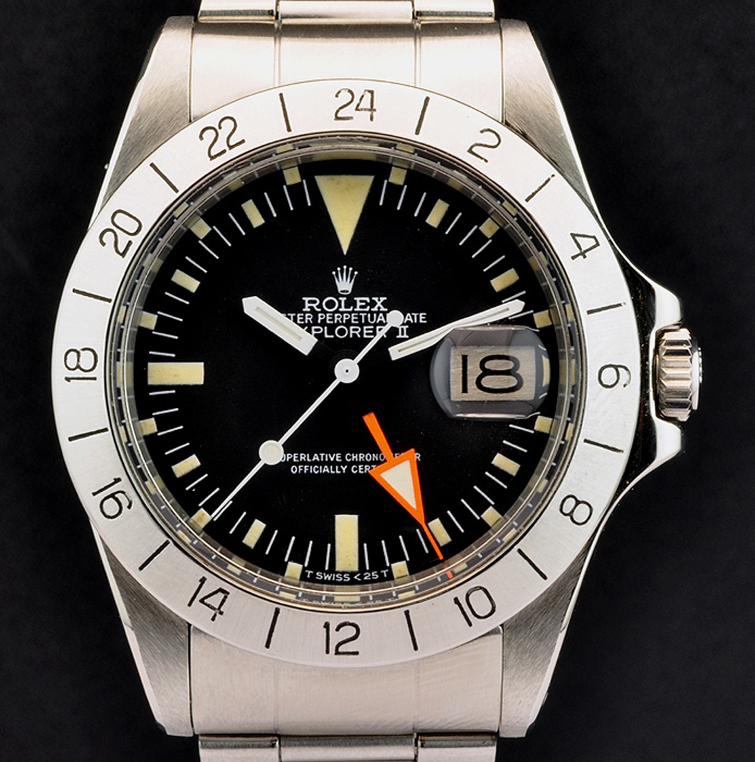 Clockwork orange further thoughts and excursions with the mcqueen explorer 1655 bob 39 s watches for Rolex explorer
