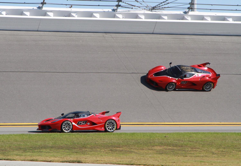 Daytona Rolex Race Cars