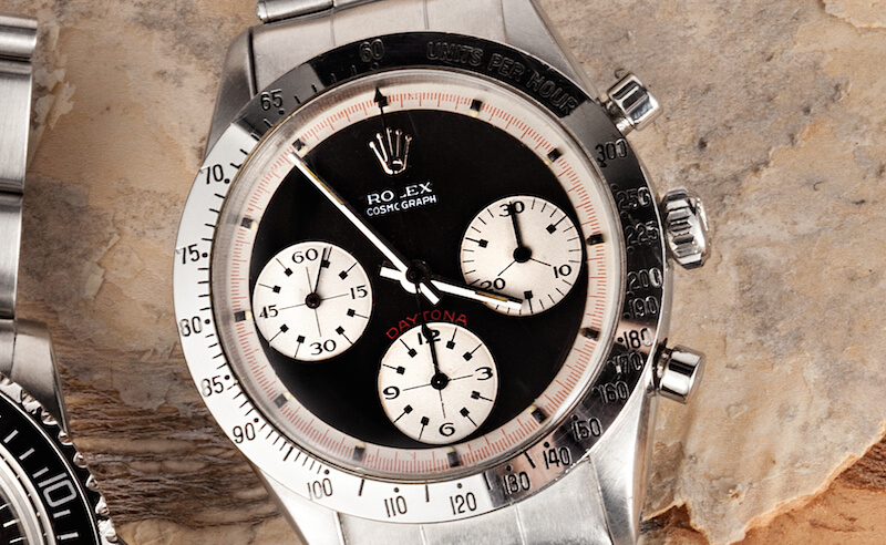 A Paul Newman wouldn't be a Best Selling Daytona since it is so rare that the volume is low.