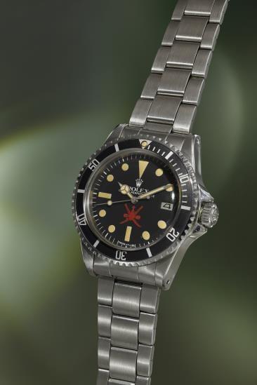 Rolex Sea-Dweller ref. 1665 Khanjar