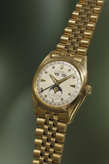 Philips' Rolex Auction