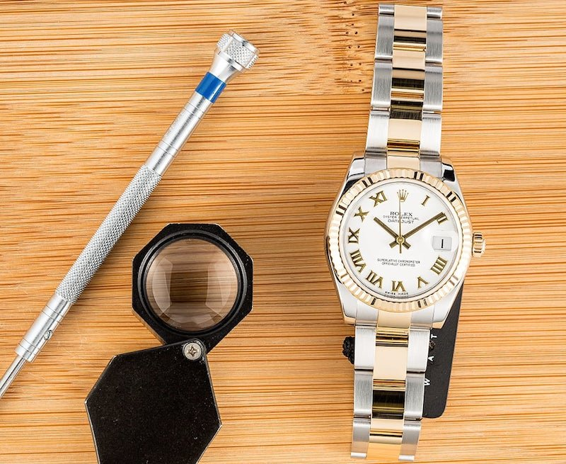 A watch befit for any Equestrians athlete.