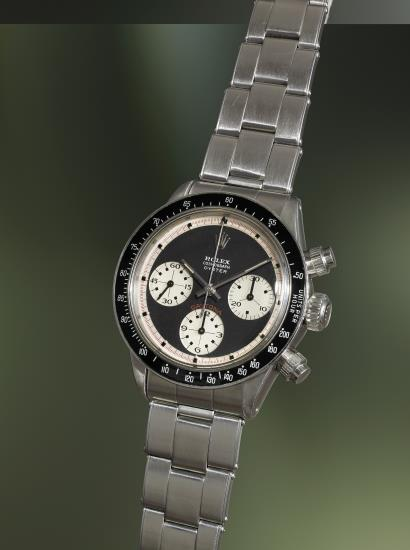 Philips' Rolex Auction