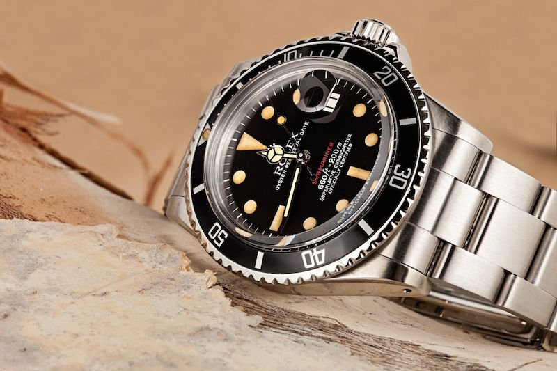 Red Submariner ref 1680