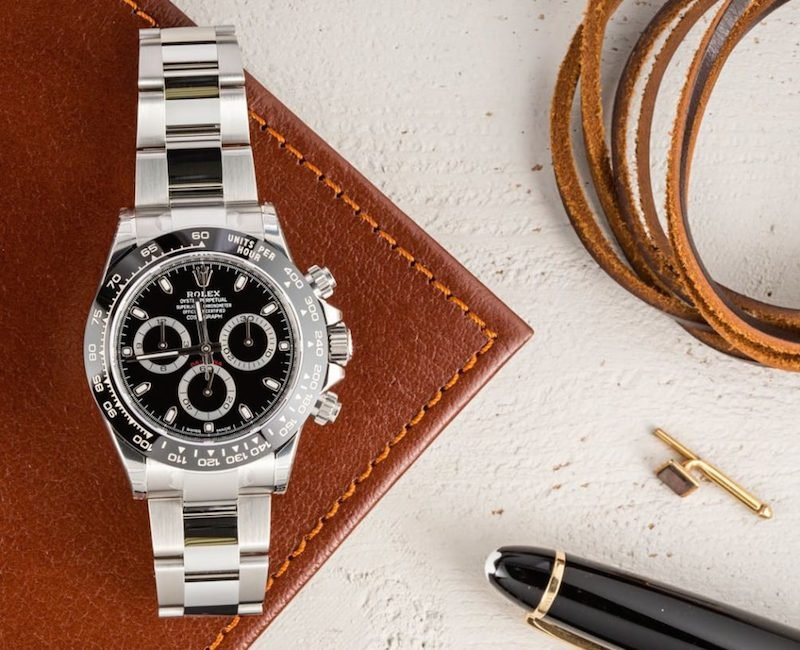 A Stainless Steel Daytona is a common watch that people seek for at Bob's Watches.
