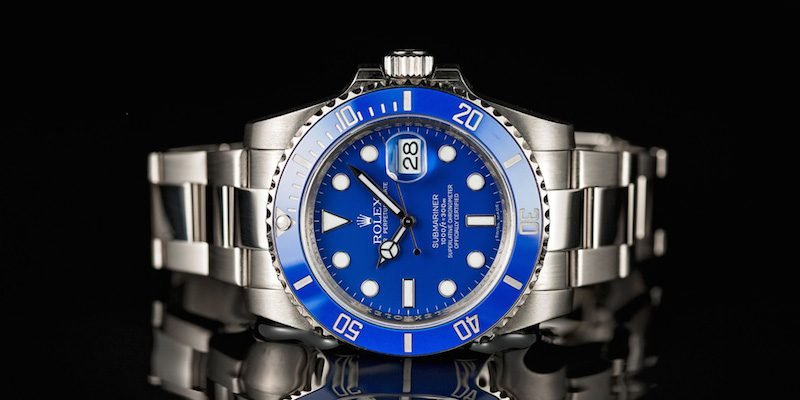 Blue Submariner